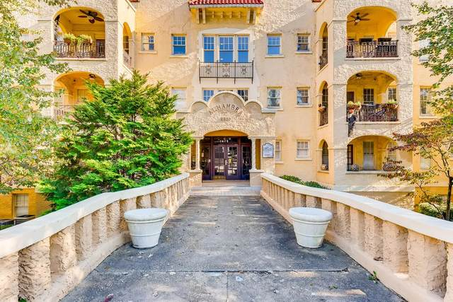 2855 Peachtree Rd #213, Atlanta, GA 30305 (MLS #8910933) :: Tim Stout and Associates