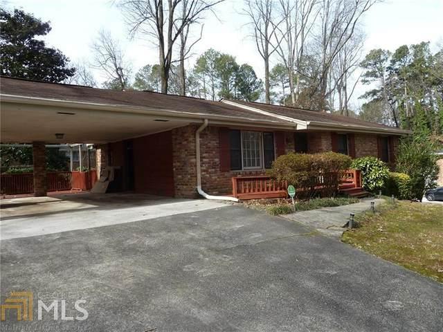 3240 Westwood Dr, Atlanta, GA 30340 (MLS #8911054) :: Rettro Group