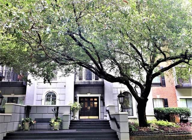 3071 Lenox Rd #41, Atlanta, GA 30324 (MLS #8911081) :: Anderson & Associates