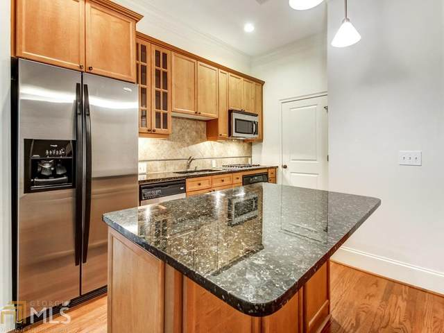 11 Perimeter Center #1209, Atlanta, GA 30346 (MLS #8911523) :: Anderson & Associates