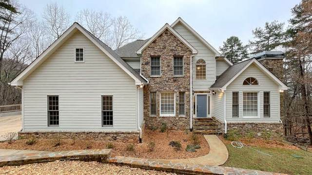 447 Yates Cir 21&22, Clarkesville, GA 30523 (MLS #8911930) :: RE/MAX Center