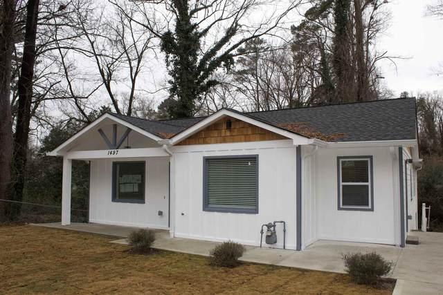 1497 Eason St, Atlanta, GA 30314 (MLS #8911952) :: Rettro Group
