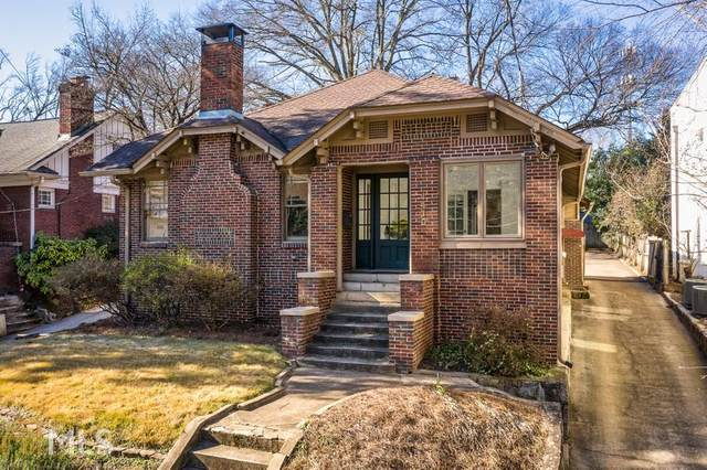 1410 Monroe Drive, Atlanta, GA 30324 (MLS #8911954) :: RE/MAX Eagle Creek Realty