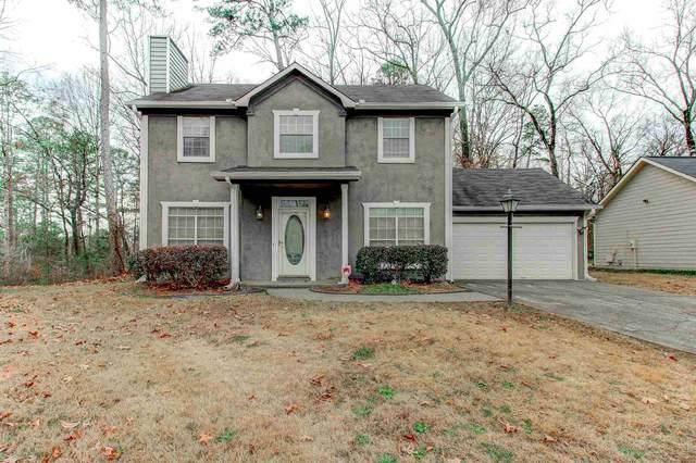 5118 Oaktree Trl, Stonecrest, GA 30038 (MLS #8912082) :: RE/MAX Eagle Creek Realty