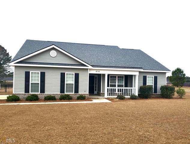 414 Small Pond Ln, Statesboro, GA 30458 (MLS #8912113) :: AF Realty Group