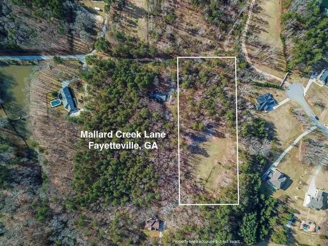 0 Mallard Creek Ln, Fayetteville, GA 30214 (MLS #8912187) :: Regent Realty Company