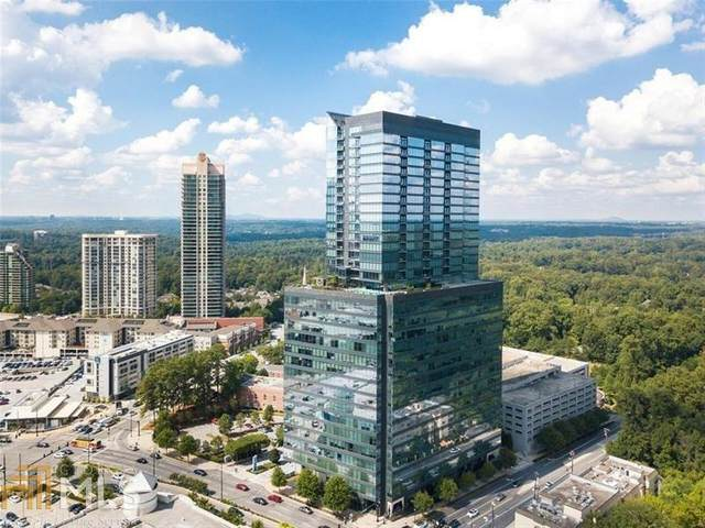 3630 Peachtree Rd #2307, Atlanta, GA 30326 (MLS #8912253) :: Keller Williams Realty Atlanta Partners