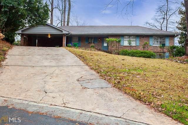 2715 Claridge, Doraville, GA 30360 (MLS #8912321) :: RE/MAX Eagle Creek Realty