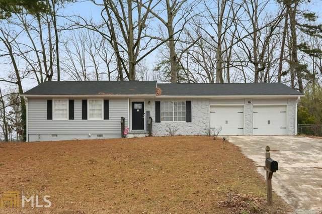 3875 Tanglewood Road, Snellville, GA 30039 (MLS #8912490) :: AF Realty Group