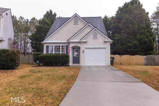 1652 Woodsford Road Nw, Kennesaw, GA 30152 (MLS #8912539) :: Regent Realty Company