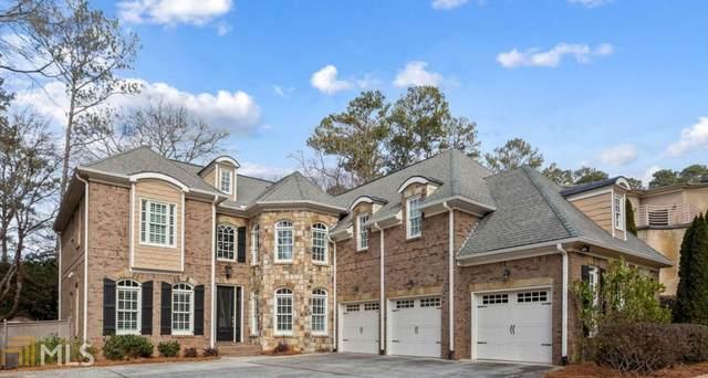 2610 Weigelia Rd, Atlanta, GA 30345 (MLS #8912541) :: Scott Fine Homes at Keller Williams First Atlanta
