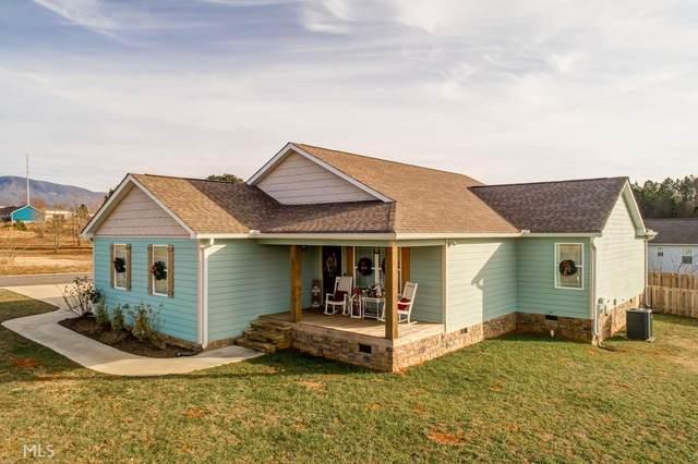 57 W Creek Path, Chatsworth, GA 30705 (MLS #8912556) :: Rettro Group