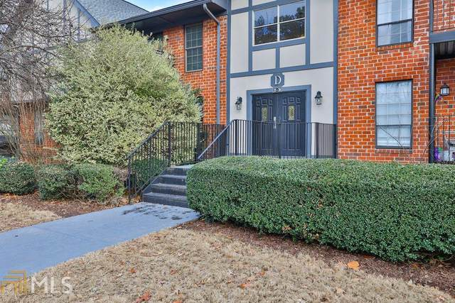 6851 Roswell Rd D30, Sandy Springs, GA 30328 (MLS #8912587) :: Maximum One Greater Atlanta Realtors