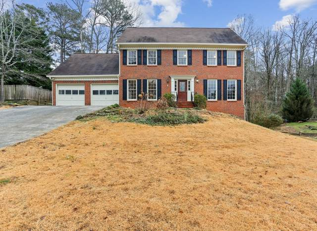5104 Old Chestnut Court, Woodstock, GA 30188 (MLS #8912730) :: Regent Realty Company
