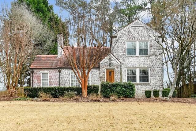 1743 Johnson Road Ne, Atlanta, GA 30306 (MLS #8912807) :: RE/MAX Eagle Creek Realty