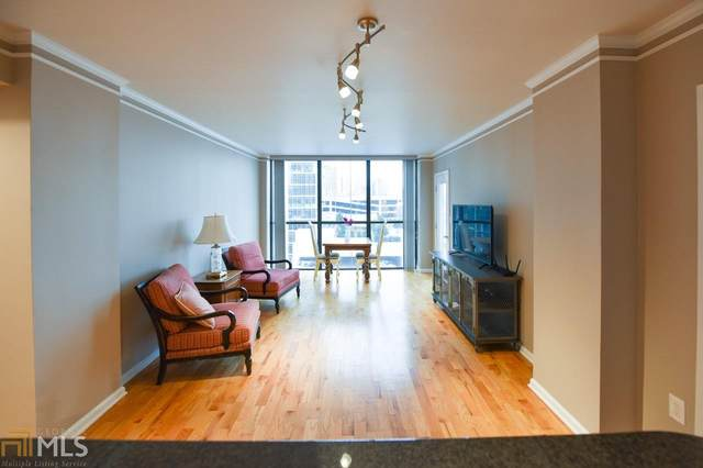 1280 W Peachtree St #1106, Atlanta, GA 30309 (MLS #8912843) :: Buffington Real Estate Group