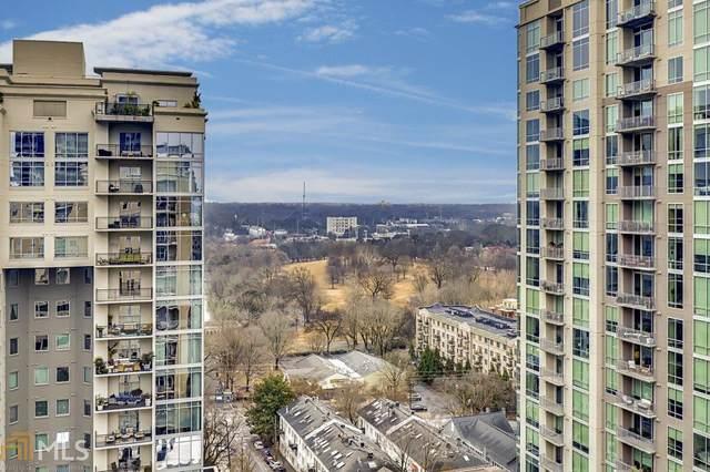 1101 Juniper St #1402, Atlanta, GA 30309 (MLS #8912857) :: Anderson & Associates