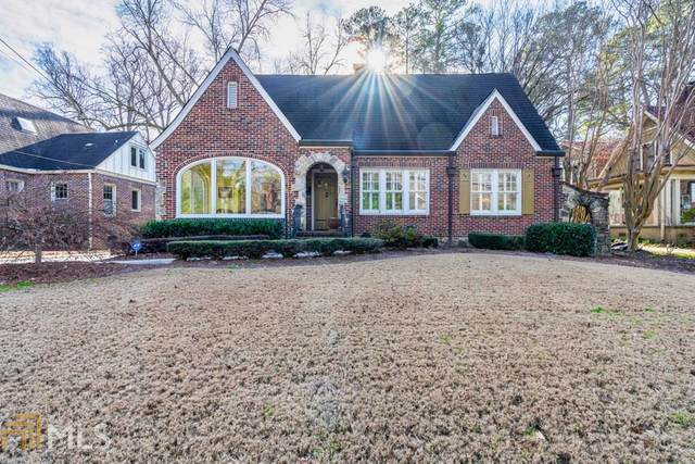 811 East Morningside Drive, Atlanta, GA 30324 (MLS #8912978) :: RE/MAX Eagle Creek Realty
