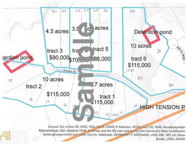 0 Trojan Dr Tract4, Gainesville, GA 30506 (MLS #8913002) :: Team Cozart