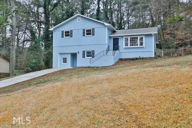 2929 Major Court, Stone Mountain, GA 30087 (MLS #8913012) :: Regent Realty Company