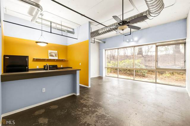120 NE Ralph Mcgill Blvd #105, Atlanta, GA 30308 (MLS #8913015) :: Tim Stout and Associates
