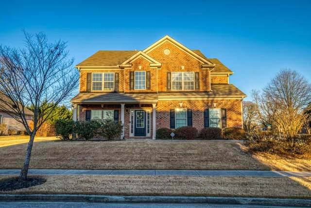 1091 Rose Terrace Cir, Loganville, GA 30052 (MLS #8913045) :: Regent Realty Company