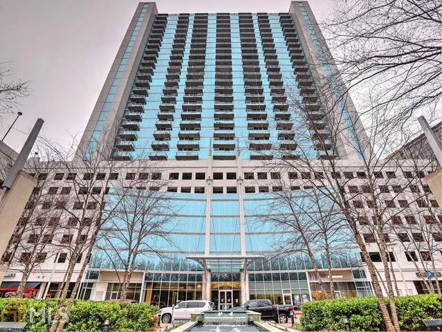 3324 Peachtree Rd #2005, Atlanta, GA 30326 (MLS #8913111) :: Rettro Group