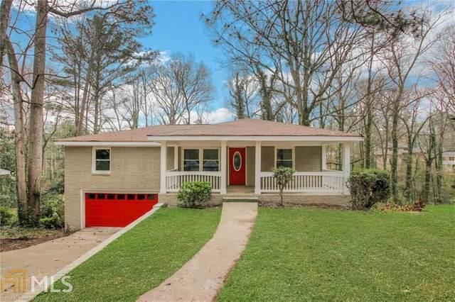 479 NW Larchmont Circle Nw, Atlanta, GA 30318 (MLS #8913133) :: Regent Realty Company