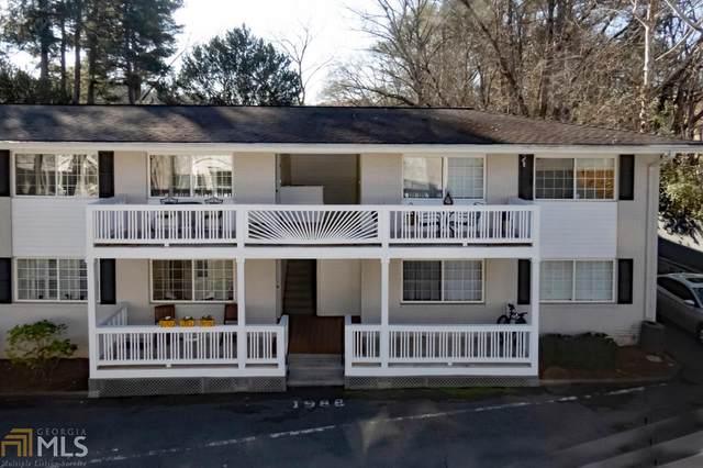 1988 Wellbourne Dr #7, Atlanta, GA 30324 (MLS #8913290) :: RE/MAX Eagle Creek Realty