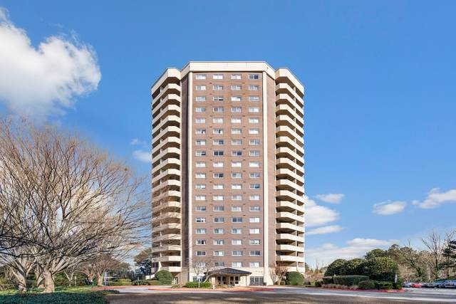 1501 Clairmont Rd #1311, Decatur, GA 30033 (MLS #8913413) :: Anderson & Associates