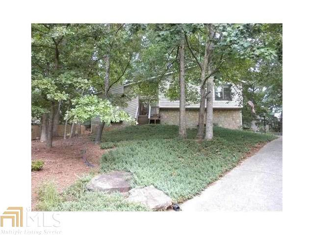 5195 Forest Mist Dr, Smyrna, GA 30082 (MLS #8913422) :: The Realty Queen & Team