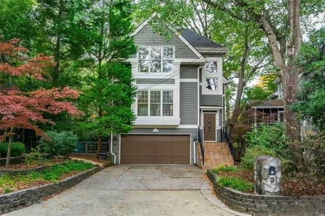 3 Kings Cir, Atlanta, GA 30305 (MLS #8913459) :: RE/MAX Eagle Creek Realty