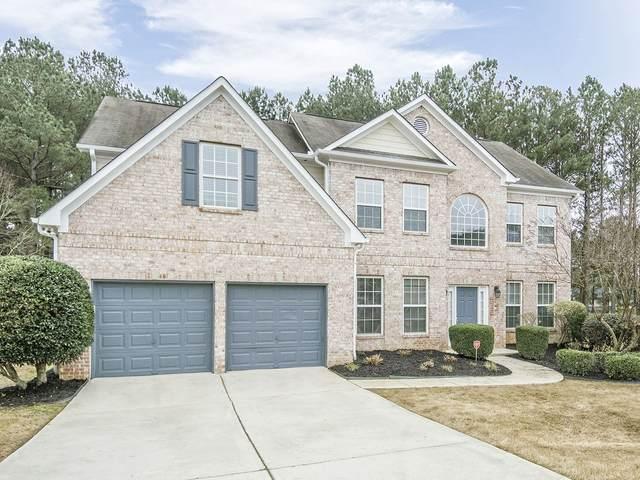 984 Buckhorn Bend #95, Locust Grove, GA 30248 (MLS #8913562) :: Regent Realty Company