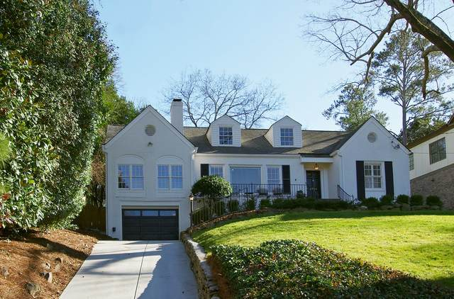1775 Noble Drive, Atlanta, GA 30306 (MLS #8913640) :: RE/MAX Center
