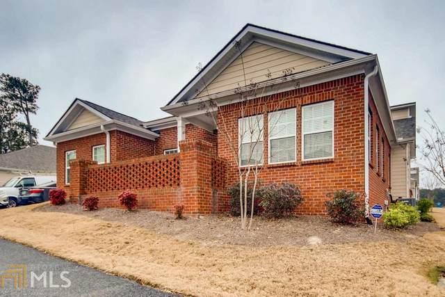341 Villa Park Cir #37, Stone Mountain, GA 30087 (MLS #8913772) :: Regent Realty Company
