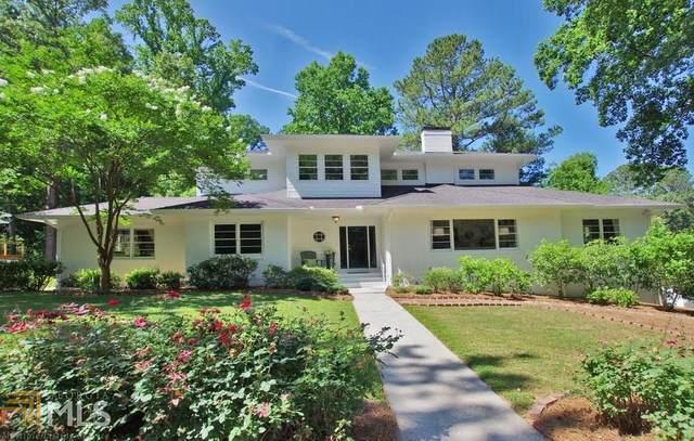 1748 Wildwood Road Ne, Atlanta, GA 30306 (MLS #8913829) :: RE/MAX Eagle Creek Realty