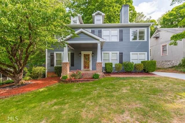 2081 Mercer Ave, College Park, GA 30337 (MLS #8913941) :: Buffington Real Estate Group