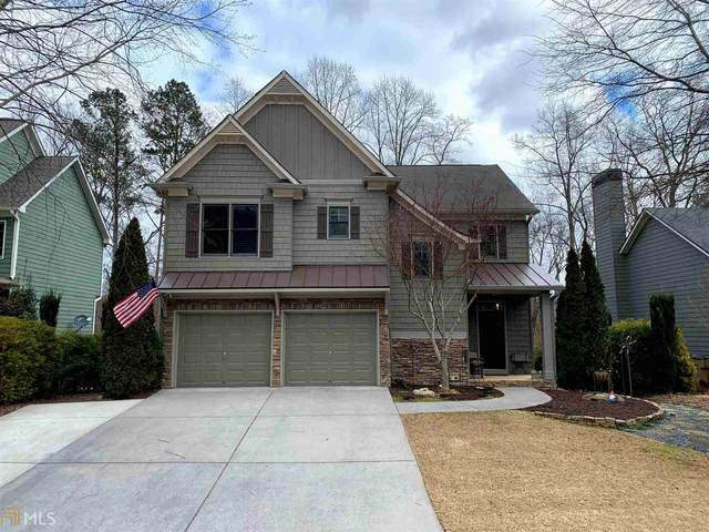 540 Oriole Farm Trail, Canton, GA 30114 (MLS #8913985) :: The Durham Team