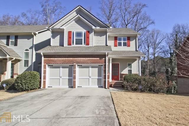 1256 Brownstone Drive #13, Marietta, GA 30008 (MLS #8914042) :: Bonds Realty Group Keller Williams Realty - Atlanta Partners