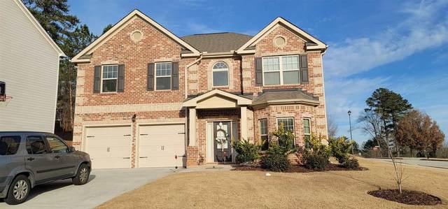7601 Sugarplum Ln, Stonecrest, GA 30038 (MLS #8914120) :: Scott Fine Homes at Keller Williams First Atlanta