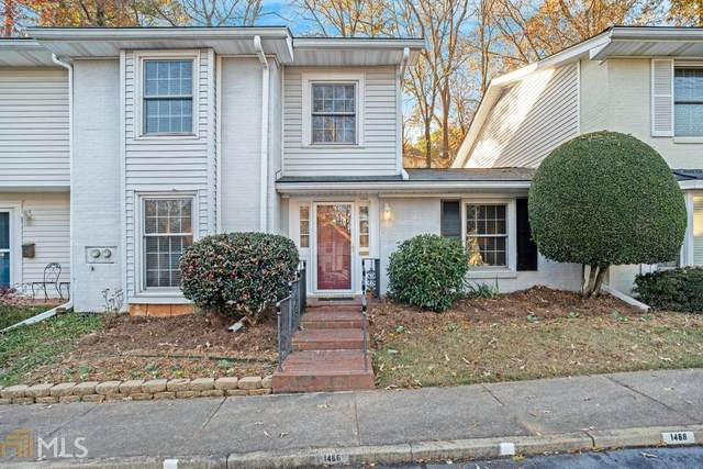 1468 Hampton Glen Ct, Decatur, GA 30033 (MLS #8914198) :: Tim Stout and Associates