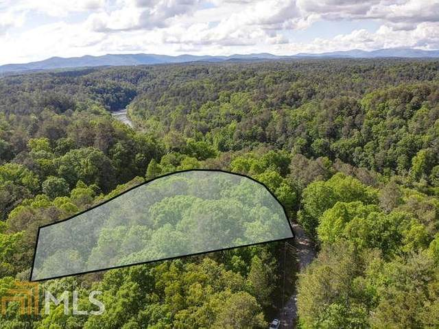 0 Coosawattee Lot 1186, Ellijay, GA 30540 (MLS #8914206) :: Anderson & Associates