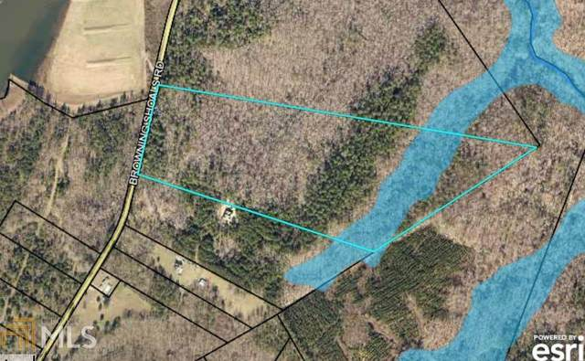 00 Browning Shoals Rd, Social Circle, GA 30025 (MLS #8914228) :: The Durham Team