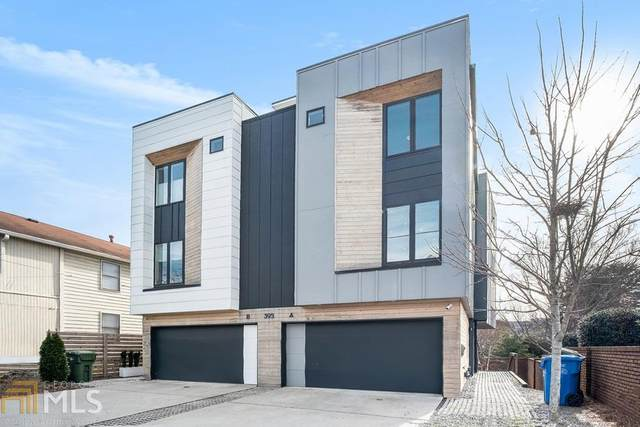 395 Angier Ave Unit A, Atlanta, GA 30312 (MLS #8914258) :: Anderson & Associates