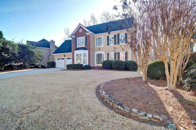 505 Deer Cliff Ct, Woodstock, GA 30189 (MLS #8914282) :: Team Cozart