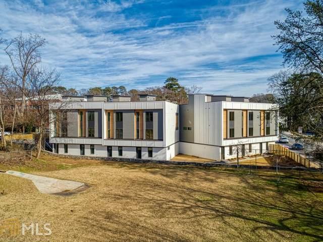 2424 Memorial Dr #4, Atlanta, GA 30317 (MLS #8914290) :: Amy & Company | Southside Realtors