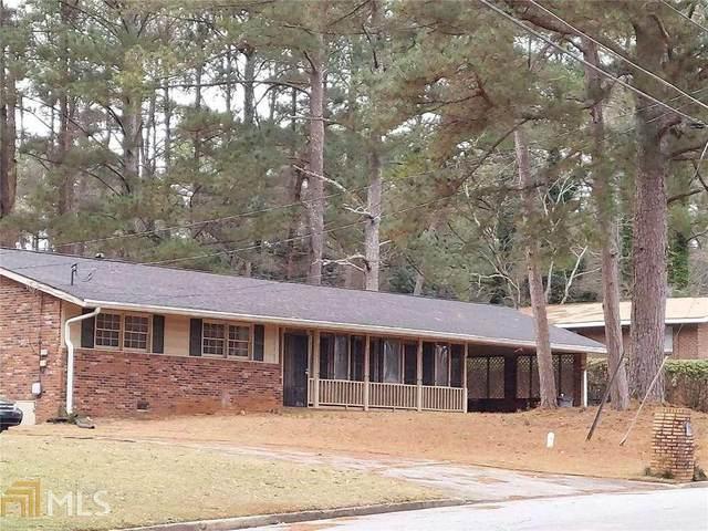 5435 Saint Lo Ln, College Park, GA 30349 (MLS #8914291) :: Buffington Real Estate Group