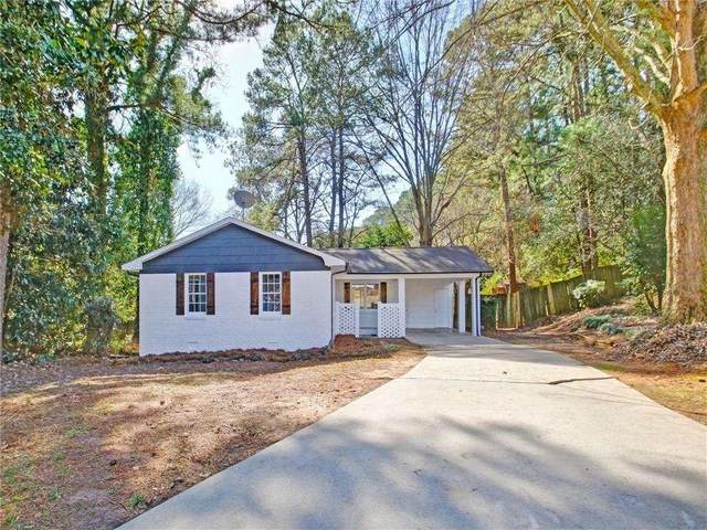 2419 Wood Valley Dr, Morrow, GA 30260 (MLS #8914294) :: RE/MAX Center