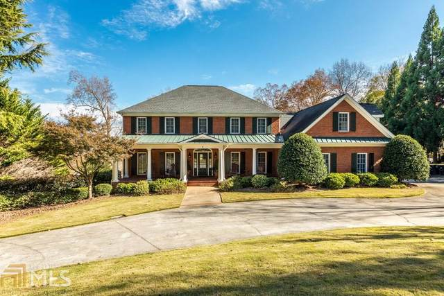 8 Overhill Rd, Rome, GA 30161 (MLS #8914302) :: The Realty Queen & Team