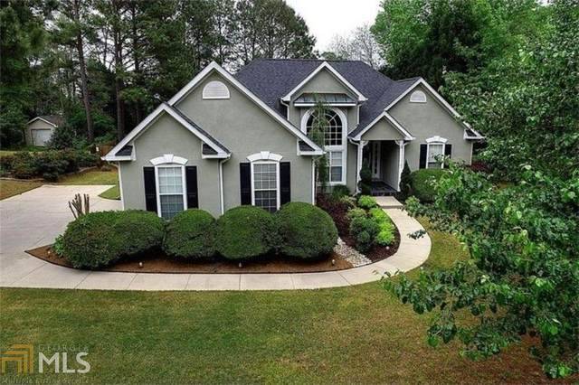 820 Clifton Ridge, Mcdonough, GA 30253 (MLS #8914315) :: Buffington Real Estate Group